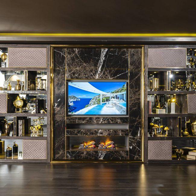 Perla Luxury Tv Unit | Elve Luxury